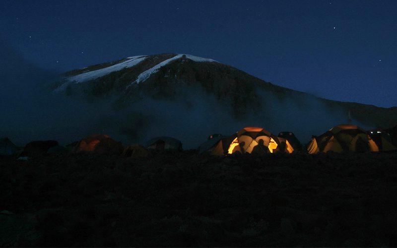 Kilimanjaro machame or marangu? - --travelling-pooh