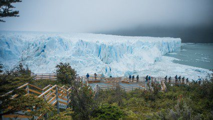 """""""It was just so beautiful"""": trekking Patagonia with Youtube pro Hey Nadine"""