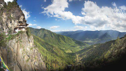Bhutan flight guide: how to get to Paro without losing your mind