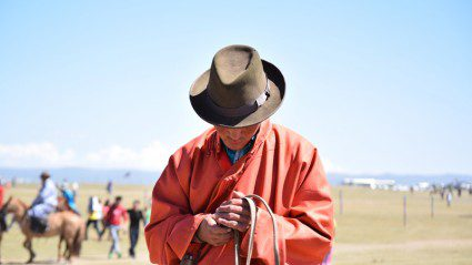 Why you need to see a 'mini Naadam' in Mongolia