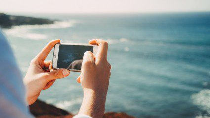 We sent an internet addict on a trip without phones. This is what happened