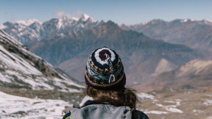 One minute and 37 seconds of pure wanderlust