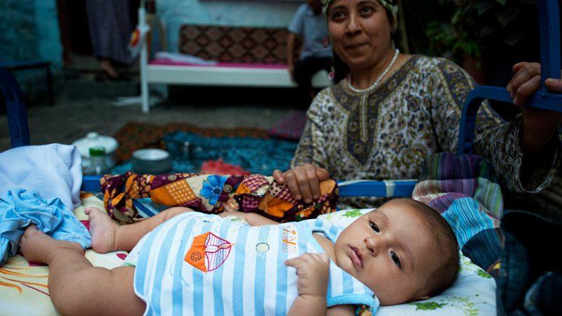 Ramadan-in-Turkey,-baby---Nick-Burns
