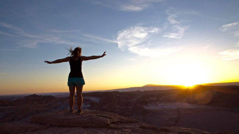Solo travel, Atacama-Desert-sunset---Wanderlust-Chloe