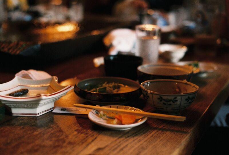 Japan food on film - Gemma Saunders