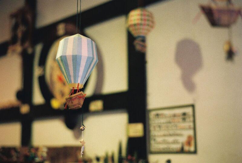 Japan toy on film - Gemma Saunders