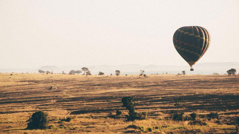 Solo travel --Tanzania