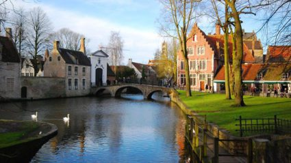 How to spend 24-hours in Bruges