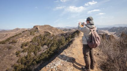 Which section of the Great Wall should you visit?