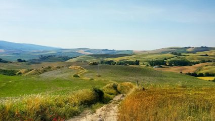 Cycling L'Eroica in Tuscany