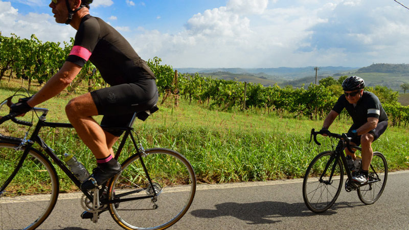 7753f09cb The magic of cycling in Tuscany (and exactly what to expect ...