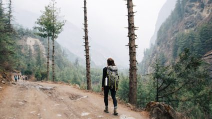 How to do Nepal during monsoon season