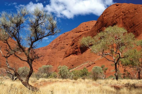 Kata Tjuta Australia outback