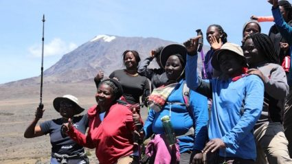 Meet the women who climbed Kilimanjaro for human rights