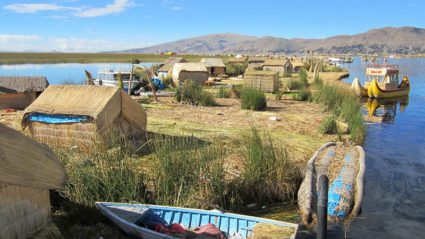 Changing lives on the high plains of Puno