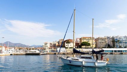 Sailing guide: Our favourite port stops on the Cote d'Azur