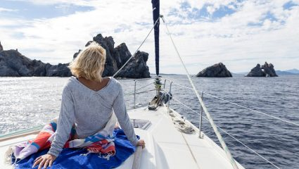 A day in the life of an Intrepid sailor