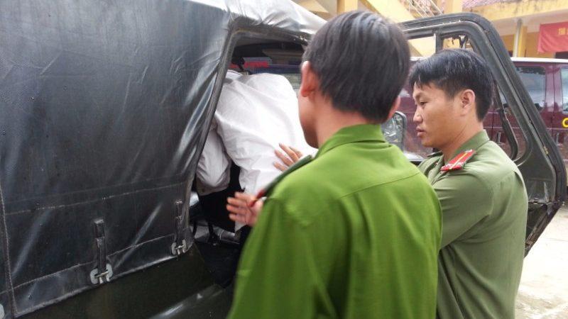 A trafficker is arrested