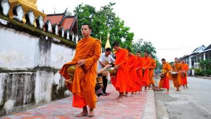 The real story behind Luang Prabang's morning alms