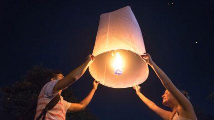 Photoblog: Celebrating Yi Peng in Chiang Mai