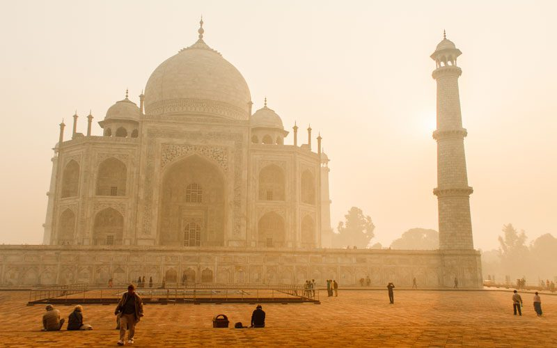 India-Taj-Mahal-sunrise