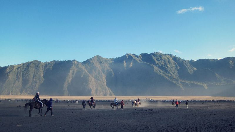 Climbing The Slopes Of Mt Bromo Intrepid Travel Blog