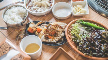 Photoblog: Kimchi and colour in South Korea