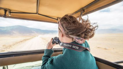 What it's like to safari in the Ngorongoro Crater