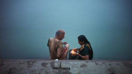 Photoblog: Varanasi as you've never seen it before