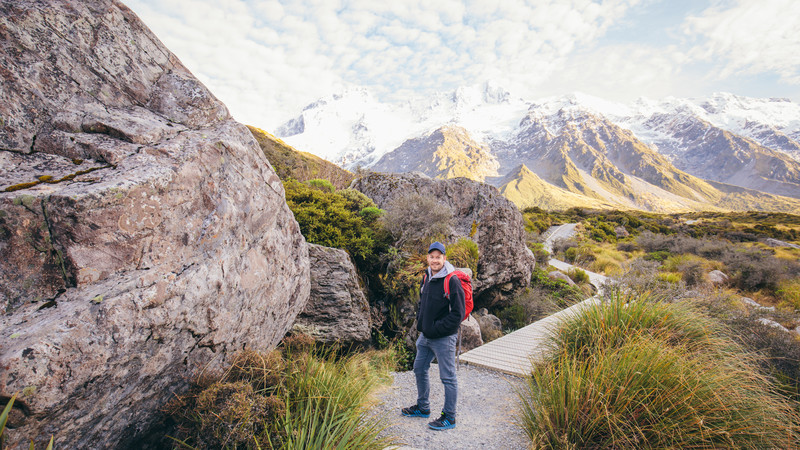 Intrepid Travel-New-Zealand-NZ_mt-cook_hooker-valley-track1B2A0206