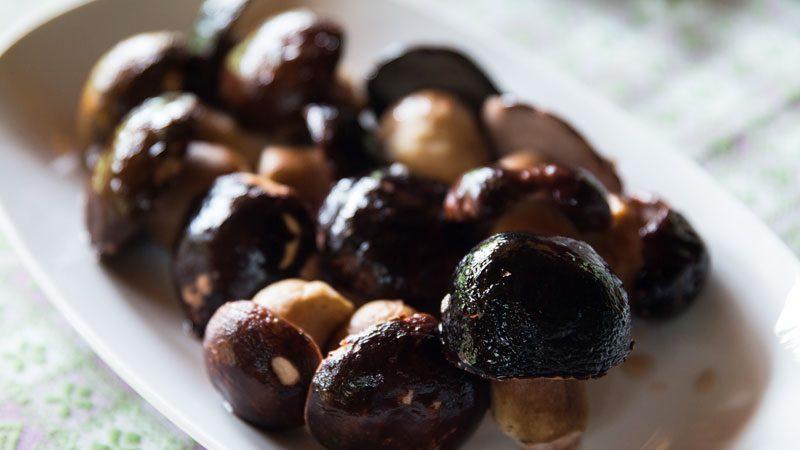 Macedonia food mushroom Intrepid Travel