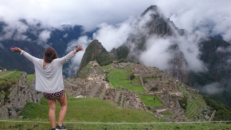 Machu Picchu Peru trek