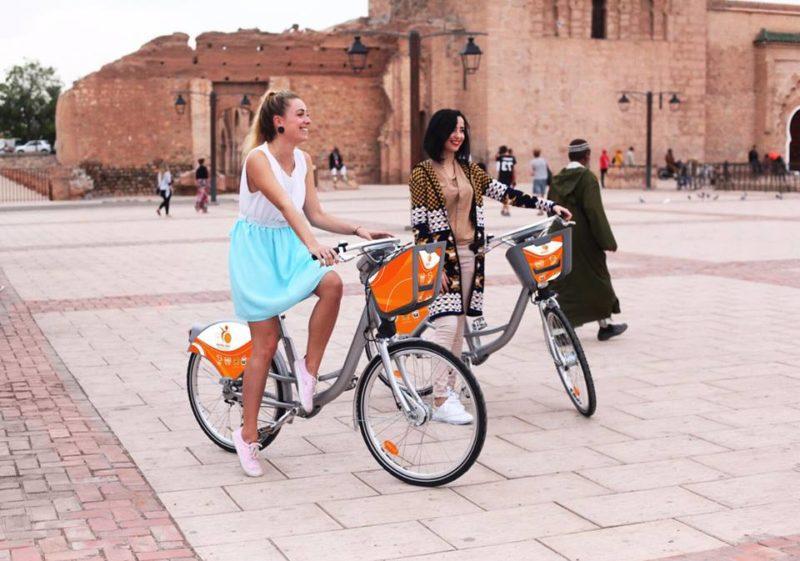 Medina Bike Marrakech Morocco