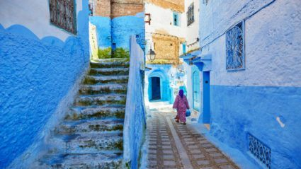 The magic of Chefchaouen, Morocco's blue city