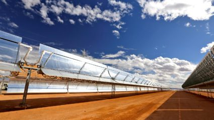 The world's largest solar plant is here, and it's in Morocco