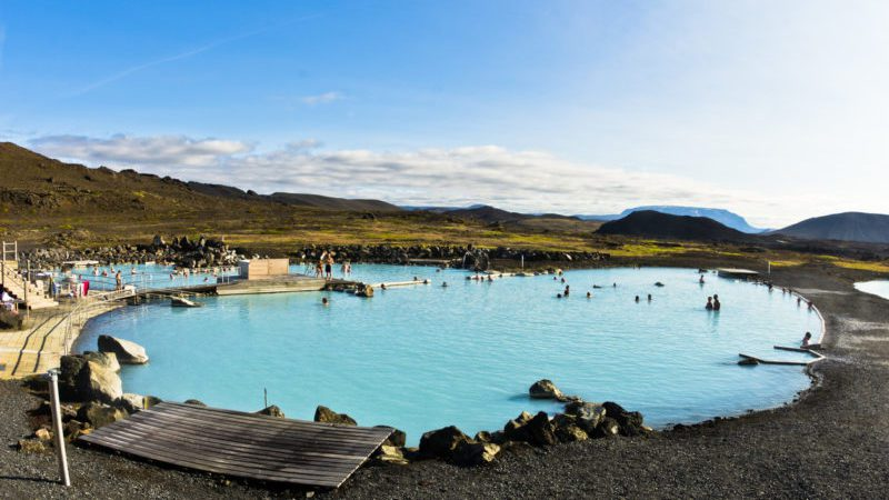 Myvatn Nature Baths Iceland