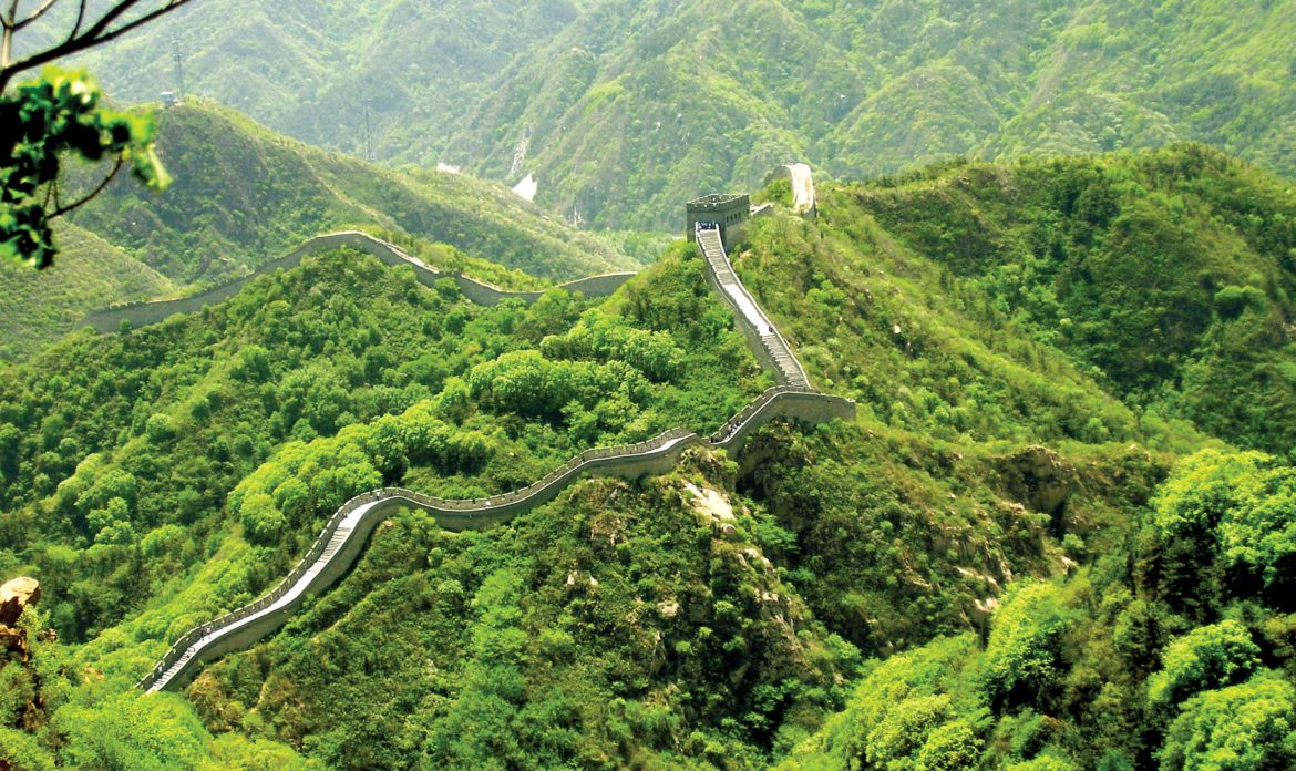 The Southern Great Wall Of China Has A Newly Discovered Section Intrepid Travel Blog The Journal