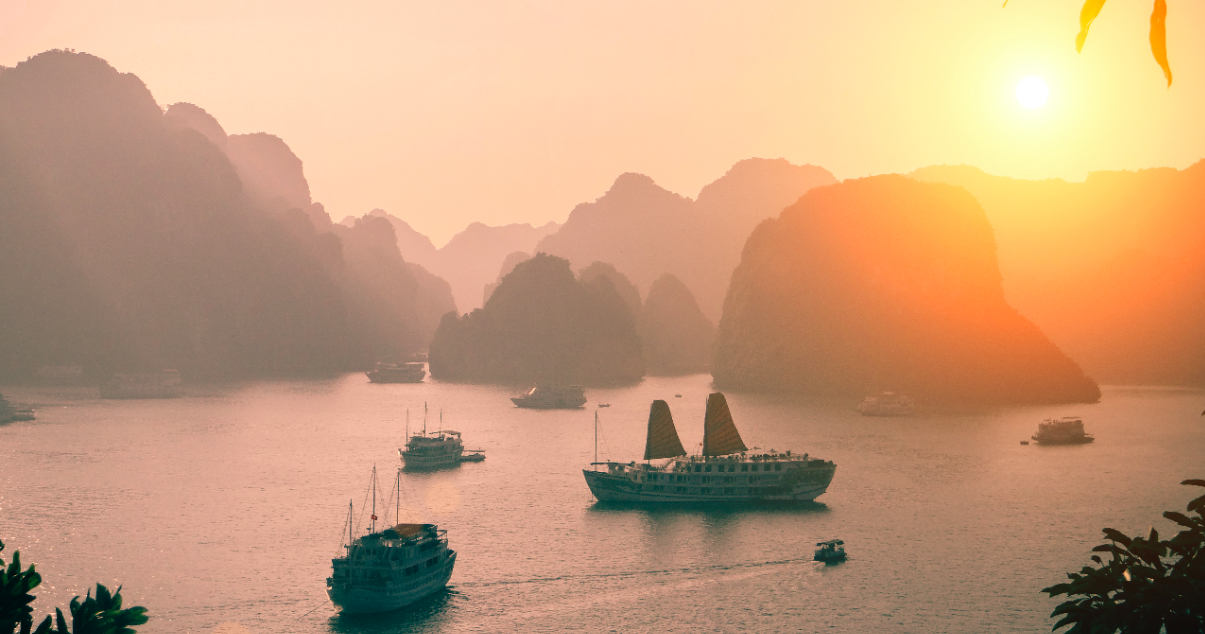 6 sunset-viewing spots in Vietnam that will take your breath away
