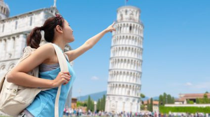 The Leaning Tower of Pisa is getting a…Ferris wheel