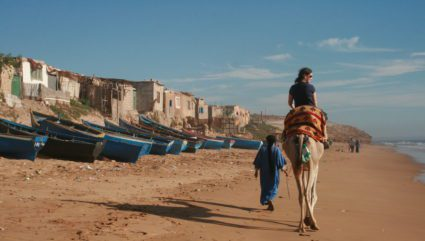 How to ride a camel like a pro in Morocco