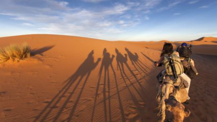 The reality of solo female travel in Morocco