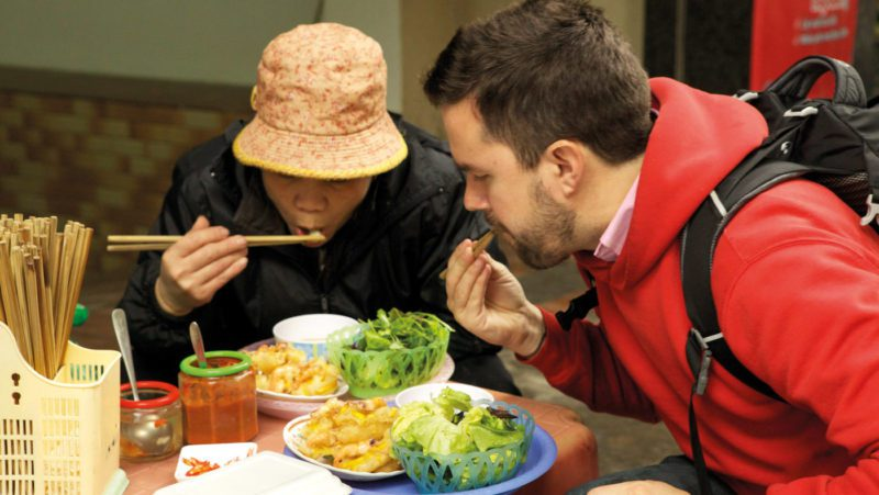 Vietnam Asia dining