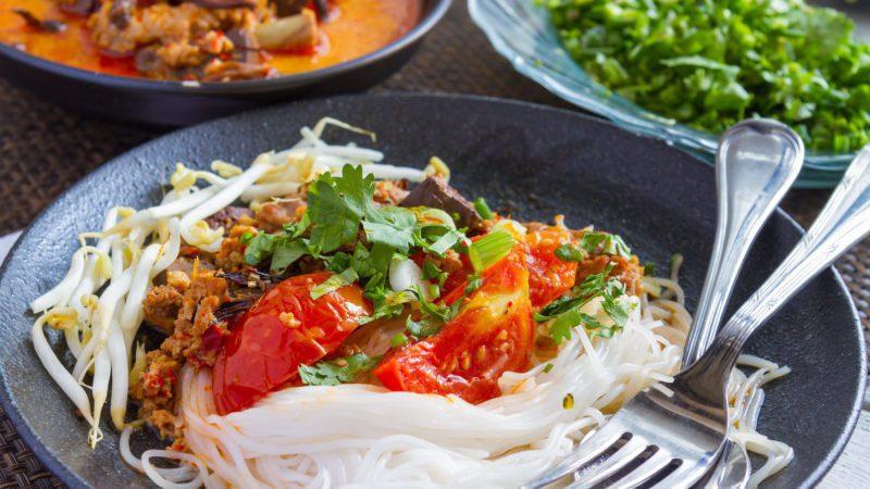 Thailand Asia dining