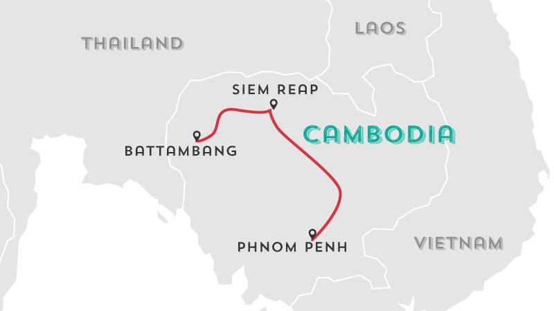 Cambodia Intrepid Travel