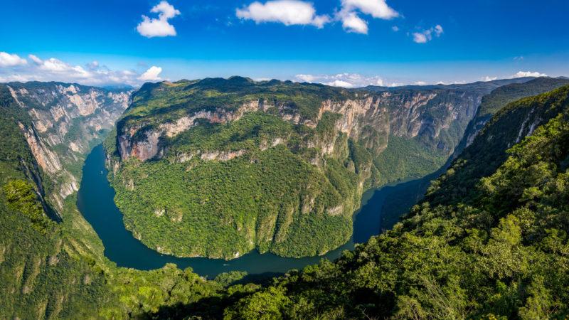 Sumidero Canyon, Chiapas