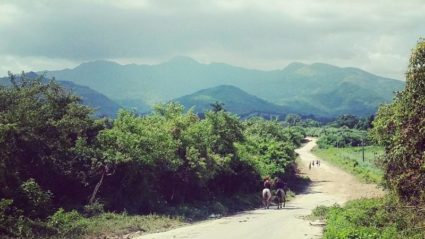 What happens when you get blissfully lost in Trinidad, Cuba