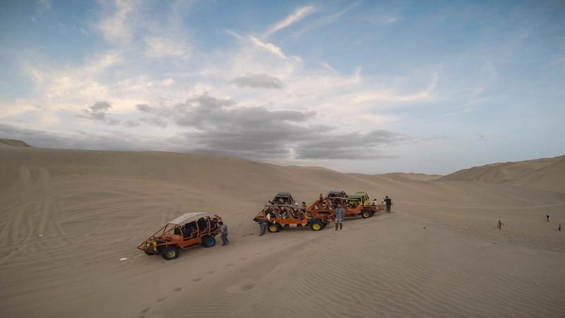 Huacachina Peru