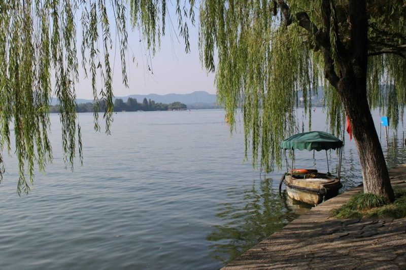 Hangzhou West Lake China