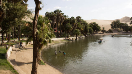 Discovering Huacachina, the surreal desert oasis in Peru