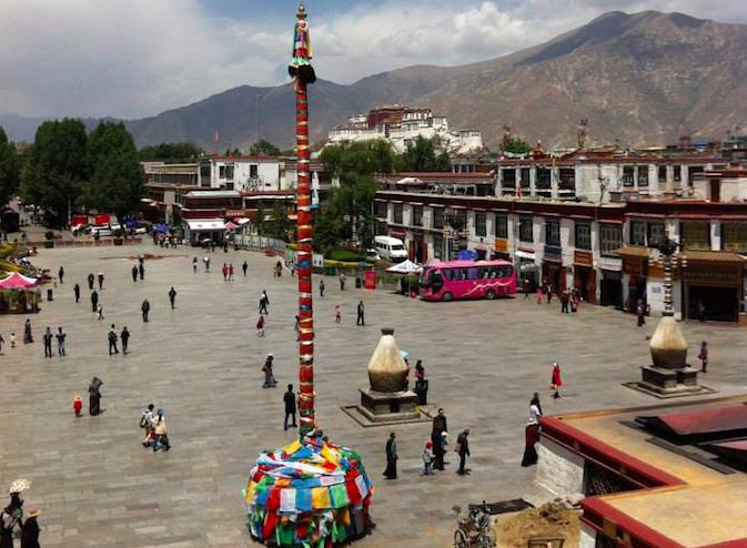 Lhasa China